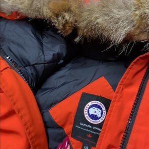 Canada Goose Bomber Winter Jacket Mens